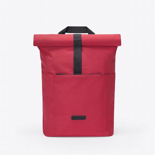 Minimalist Urban Backpack - Mini - Red